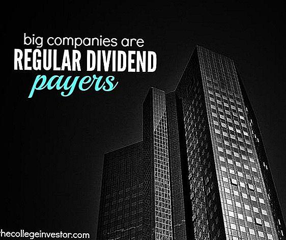 Ulaganje Savjet 338: Velike tvrtke redoviti su porezni obveznici