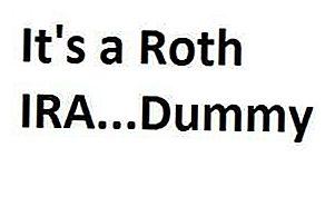 Roth IRA Misforståelser - En Roth IRA er ikke så vanskelig å forstå