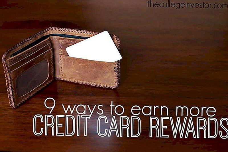 9 façons d'obtenir plus de récompenses de carte de crédit