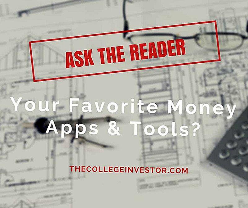 Klausk skaitytoją: kokia yra jūsų mėgstamiausia asmeninių finansų programa ar įrankis?