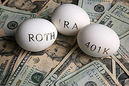 Regla de 5 años para distribuciones y retiros calificados Roth IRA