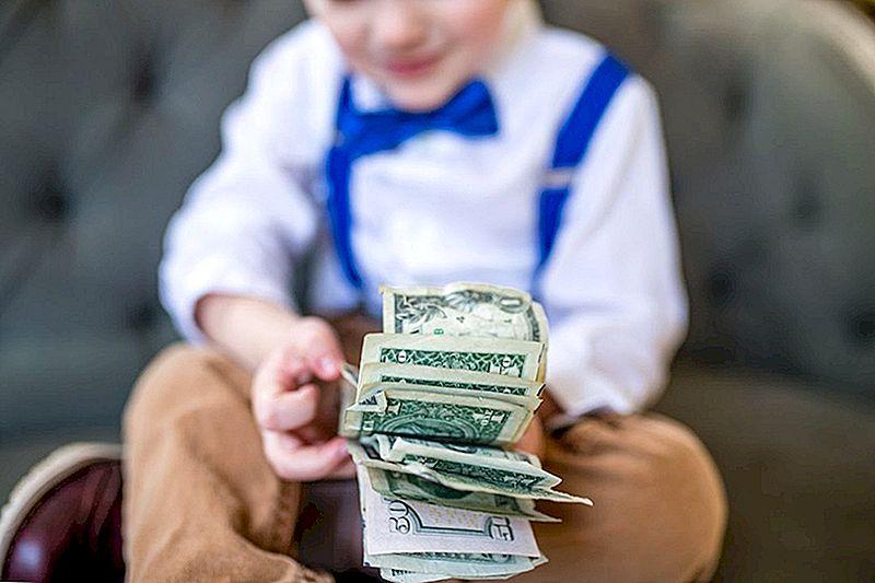Ny undersøkelse viser hvor mye foreldre sparer på college og hvordan de gjør det