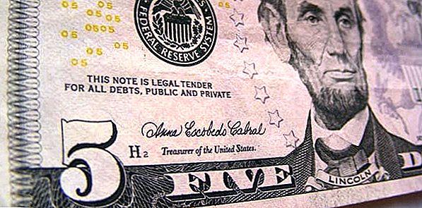 Pronašli smo još jednu besplatnu $ 5 ... ..