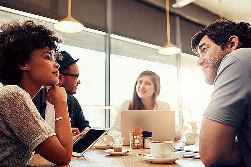 En smart måte å se hvordan dine økonomier sammenligner med dine venner '