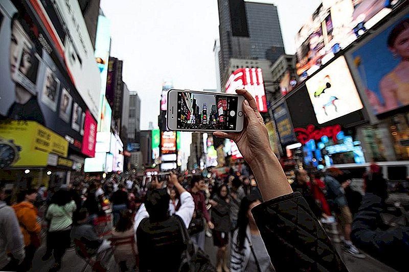 Bor i New York? Vi har 10 måter å tjene store penger i Big Apple