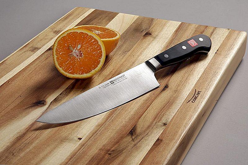 Topp kokker anbefaler å hoppe over det dyreste knivsettet - her er hvorfor