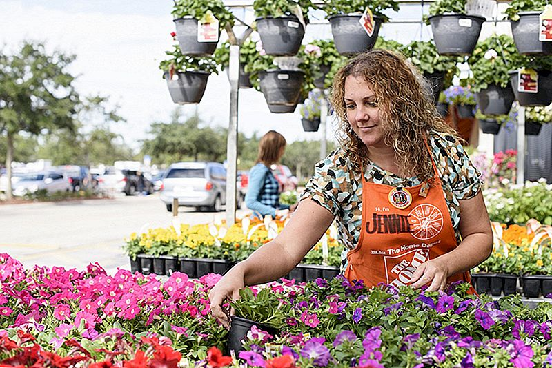 Break out the Orange Forkle: Home Depot er ansette 80.000 mennesker Nationwide