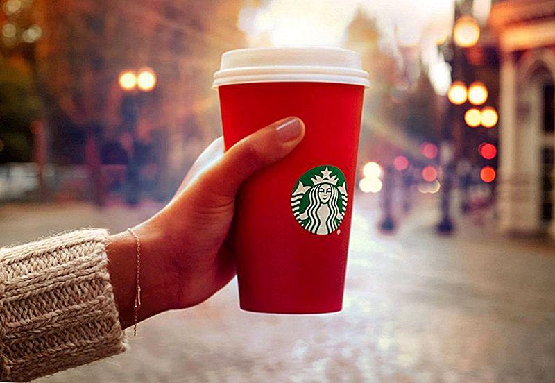 Šis ir vienkāršākais veids, kā iegūt Starbucks bezmaksas 10 ASV dolārus