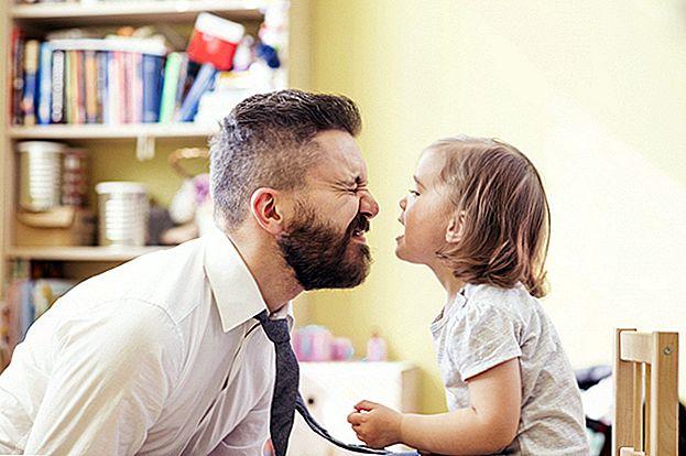5 geriausios ir blogiausios valstybės gyvena, jei esate darbo tėtis