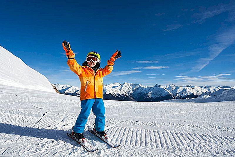 Kids Ski Free på mer enn 200 Resorts i 15 stater. Her er din guide