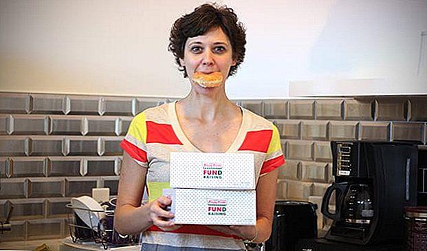 Krispy Kreme a inventé de nouvelles vacances, et cela signifie des donuts gratuits pour tout le monde