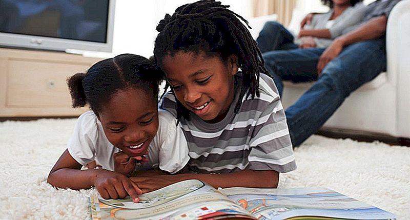 Родитељи: како добити своје руке на 30 бесплатних књига за децу, од капетанског панталона до Ел Цхава